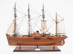 S.S. Gaelic Tall Ship Model