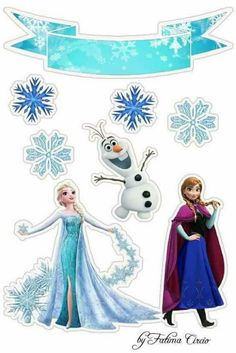 1 million+ Stunning Free Images to Use Anywhere Frozen Cupcake Toppers, Frozen Cupcakes, Frozen Cake Topper, Birthday Cake Toppers, Frozen Birthday Party, Frozen Theme Party, Happy Birthday, Bolo Frozen, Frozen Decorations