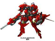 叢-MURAKUMO- A.R.K. クラウドブレイカー01
