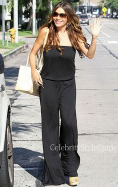 nice Sofia Vergara Style and Fashion - Tart Collections Valerie Jumper on Celebrity Style Guide Celebrity Style Check more at http://pinfashion.top/pin/55988/