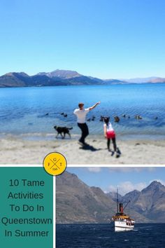 We absolutely love Queenstown, New Zealand. Known as the adrenaline capital of the world, there are so many things to do with non-adventurous kids. Lake Wakatipu is stunning, go visit the luge and go horse riding in Lord of the Rings country in Glenorchy. Check out our list! Family travel bucket list. Family travel ideas. Family travel budget. #familytraveltips #kidstravel #queesntownthingstodo FEEL FREE TO REPIN our pins about things to do in Queenstown with the family.