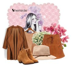 Sheinside III/9 by belle-papillon on Polyvore featuring polyvore, fashion and style