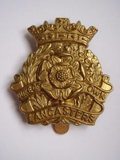 Duke of Lancasters Own Yeomanry Cap Badge