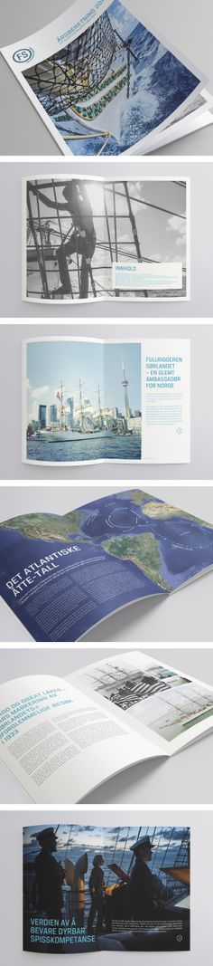 Annual Report for The Ship Sørlandet