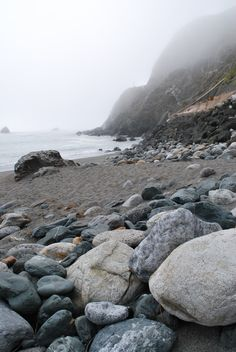 vacation inspiration - Big Sur, from Budgeting Babe