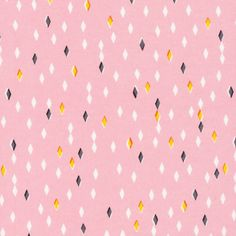 Gem Pink | Glint | Cloud9 Fabrics | 100% Organic Cotton Fabric | UK | The Fabric Fox