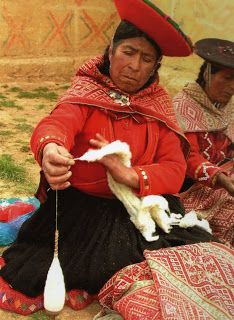 Peruvian Spinner