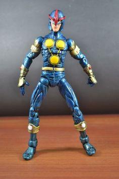 Nova (Sam Alexander ) (Marvel Legends) Custom Action Figure