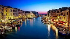 Venice, Italy | Venice, Venice, Italy, Italy, Canal Grande, Grand Canal, the city ...