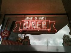 Jamie Oliver's Diner | 19-23 Shaftesbury Avenue W1D 7HA | Restaurants and cafés | Time Out London jamie's healthy take on diner food, well as healthy as one can get in a diner