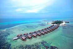 The world's first entirely solar powered five-star guest resort has opened / Finolhu Villas by Club Med, designed by Yuji Yamazaki Architecture