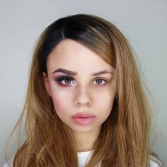 i wanna be this talented when it comes to make-up <3