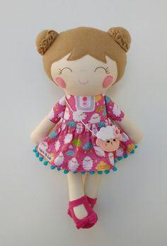 Alice doll handmade doll dolls cute dolls by dollsfofurasbyleila