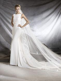 7e63eebd2ad Svatební šaty Pronovias 2017 ve svatebním domě NUANCE.