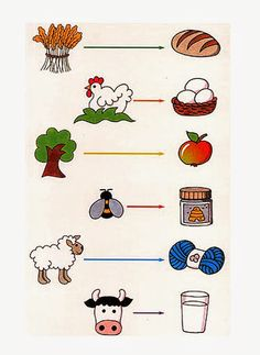 Disons EST ICI logico PRIMO Piccolo et change-Chat discussion fermeture… Animal Activities, Book Activities, Kindergarten, Farm Unit, Teaching Schools, Visual Aids, Toddler Learning, Little Pigs, Preschool Worksheets