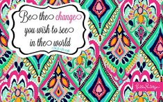 lilly pulitzer computer wallpaper quotes