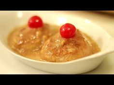Baked Pears -- Easy Dessert Recipe - http://2lazy4cook.com/baked-pears-easy-dessert-recipe/