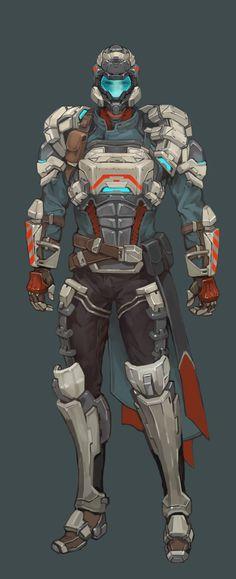 ArtStation - character design variation , ji yeun KIm