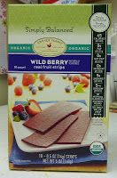What's Good at Archer Farms?: Archer Farms Organic Wild Berry Fruit Strips