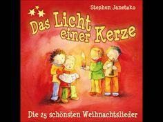Stephen Janetzko - Das Licht einer Kerze - ADVENTSLIED