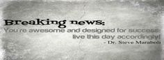 Breaking news! :)