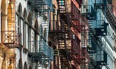 Soho New York City | Soho, New York City, USA.