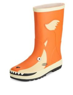 ✔ Fox Welly Boots