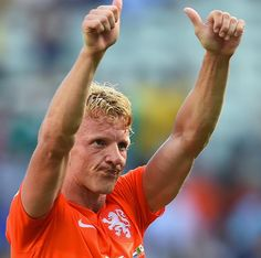 Dirk Kuyt A dutch football player who is a real working man. Works hard does what he is asked to do. The last world cup we entered he was put in to a position which he never played. And we never had sutch a good one in the history of Dutch football. Even if you put him as a goally he would play as hard and good as he humanly can. all for the team and He is a real player in the sence of fairplay and sober state of mind about the game. Real Player, Premier League Champions, Liverpool Fc, Football Players, World Cup, Sport, Working Man, Sober, Rotterdam
