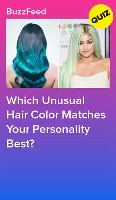 72bd30dd78 Give Us Your Random Preferences And We ll Tell You Which Hair Color Matches  Your Personality
