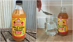 Do you really want to detox your body from toxic substances and lose some fat? If so then this apple cider vinegar detox drink is for you. Apple cider vinegar (ACV) is well known for its antioxidan… Apple Cider Vinegar Daily, Apple Cider Vinegar Remedies, Apple Cider Vinegar Benefits, Organic Apple Cider Vinegar, Olivia Harris, Vinegar With The Mother, How To Make Tea, How To Lose Weight Fast, Body Scrubs