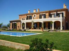 New luxury finca with access to the golf course in Son Gual for rent - Top 5 Rental properties Mallorca