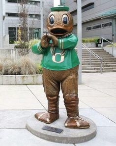 Image result for University of Oregon Native Duck
