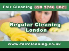 Regular Domestic Cleaning London | Fair Cleaning