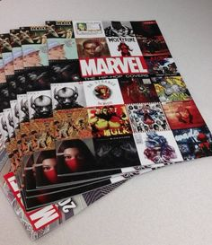 January Book Review: Marvel Hip Hop Sampler Covers