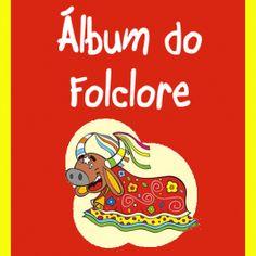 ALBUM DO FOLCLORE