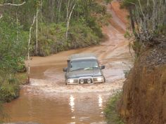 Four Wheel Driving in Northern Australia!