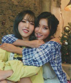 Moonbyul & Hwasa