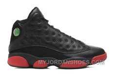 0c1ceb08e64b6f Authentic 414571-003 Air Jordan 13 Retro Black Infrared 23-Black((Men  Women) 27i6Y