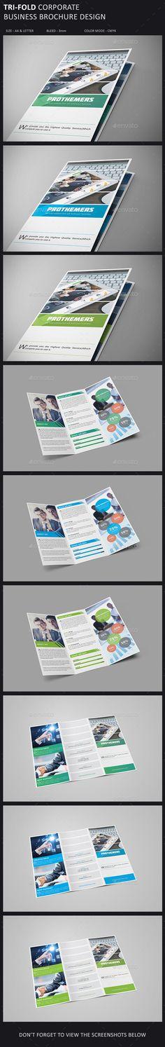 Tri-Fold Jewelry Brochure | 版式 | Pinterest | Tri Fold, Brochures