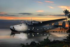 Boeing 314 Clipper, by Ron Cole | Flickr - Photo Sharing!