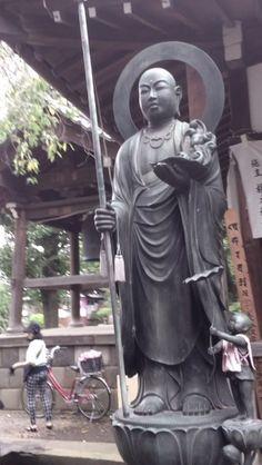 #Temple #仏像 #新井薬師