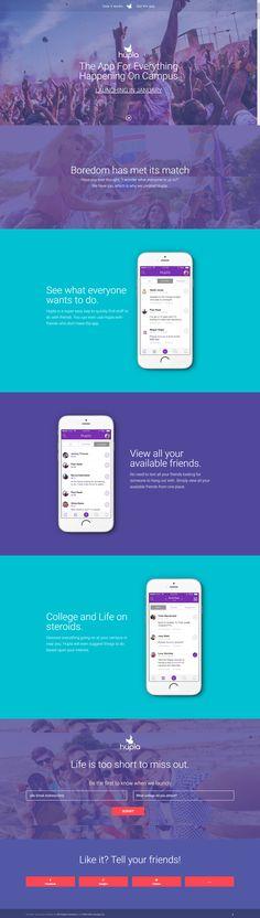 Huppla App mentioned at @designersbyte for #DesignInspiration https://designersbyte.com/huppla-app/