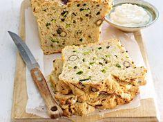 Würziges Zucchini-Brot Rezept | LECKER