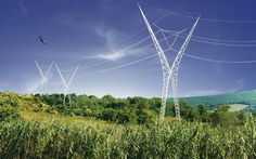 ENEL Pylons | Projects | Foster + Partners
