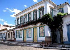 Casa da família Neves - São João del-Rei (MG) - Foto: Luciano Ferroni
