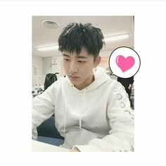 @withikonic Instagram Update of Hanbin!