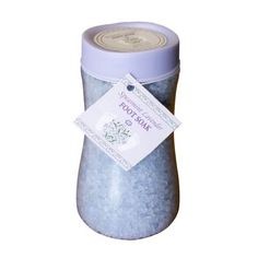 Spearmint Lavender Foot Soak