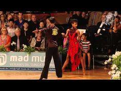 Langella - Moshenska, ITA | 2013 WDSF GrandSlam Latin R6 S - YouTube