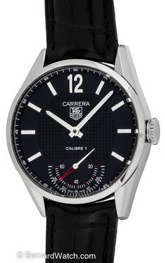 TAG Heuer - Grand Carrera Calibre 1 Limited Edition : WV3010.EB0025 : Bernard Watch