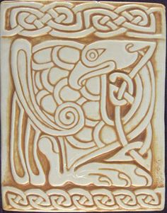 Celtic Tile, Eagle
